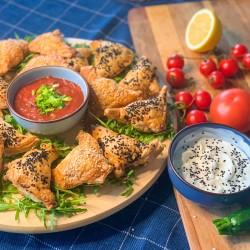 Empanadas z kurczakiem